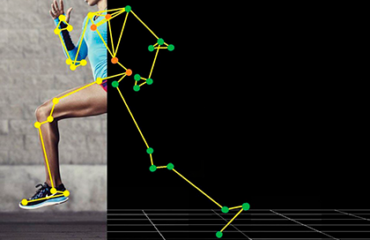 Визначення рухових асиметрій після функціональних порушень опорно-рухового апарату людини (Qualisys)