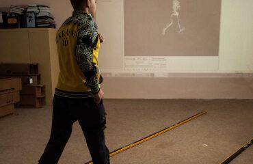 Відеокомпютерна 3D реєстрація та аналіз рухів людини (Qualisys)