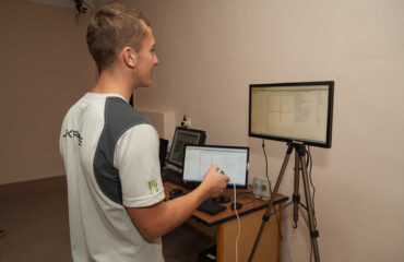 Оцінка вертикальної стійкості тіла людини (Стабілан – 01–2)