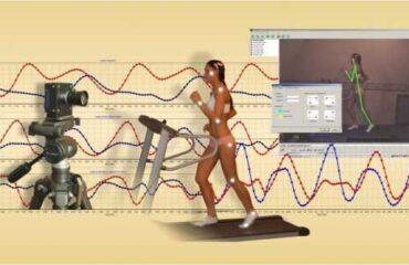 Високошвидкісна відео зйомка та аналіз рухів людини (Contemplas)