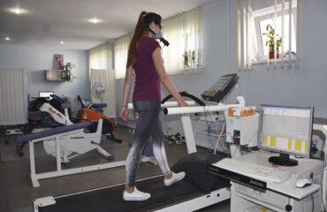 Визначення рівня максимального споживання кисню та розрахунок пульсових режимів тренувальних навантажень