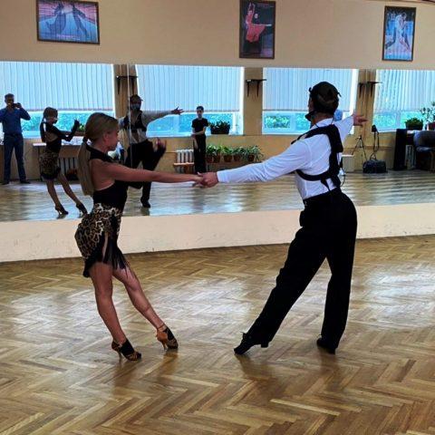Танцюристи високої кваліфікації – в центрі досліджень!