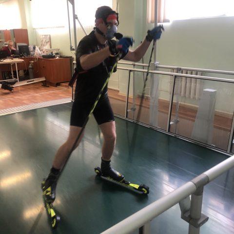 Спортсмени-паралімпійці визначили параметри працездатності під час фізичного навантаження, готуючись до міжнародних стартів