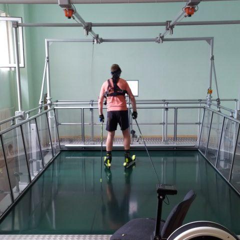 Спортсмени-паралімпійці готуються до XIII Паралімпійських зимових ігор 2022 р. у Пекіні